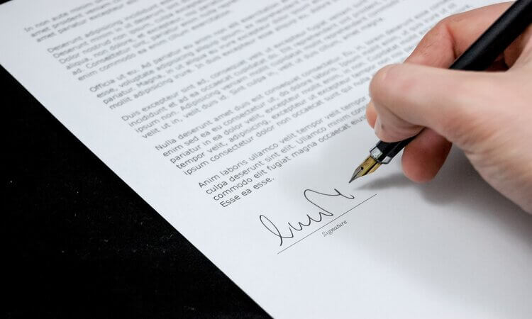 Carta de despedimento