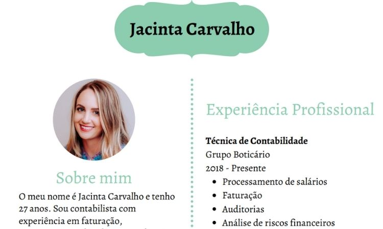 CV exemplo pdf 3