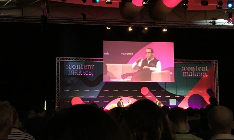 Web Summit Content Makers